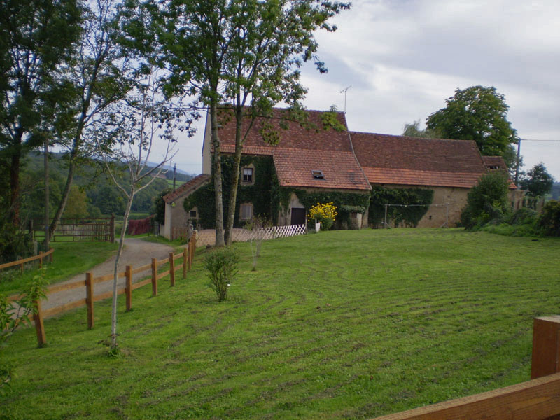 Gîte Rural à Vareilles en bourgogne